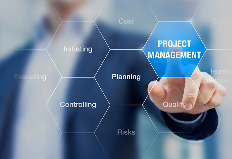 Project-Management Services In Canada And North America