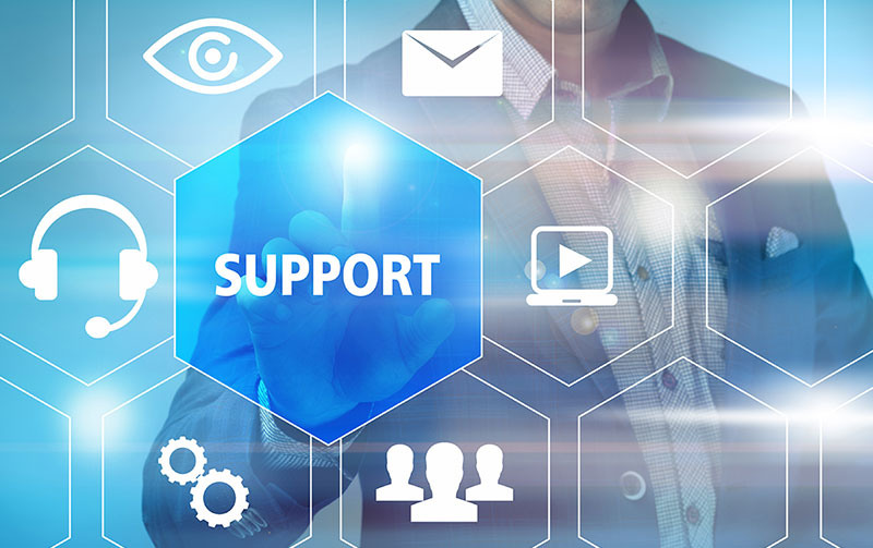 post-sale technical support services